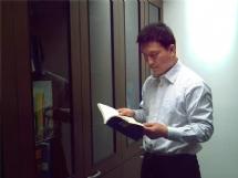 邢乐锋-秒速快三官网资深律师照片展示