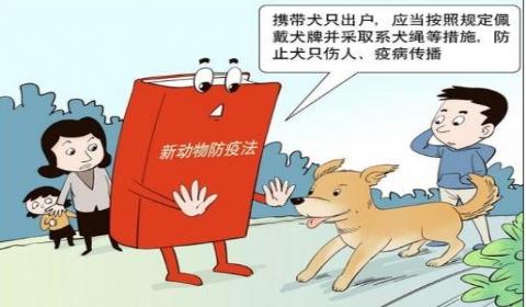 5月新规:中华人民共和国动物防疫法修订版