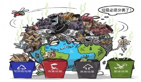成都垃圾分标准 最新成都市生活垃圾管理条例