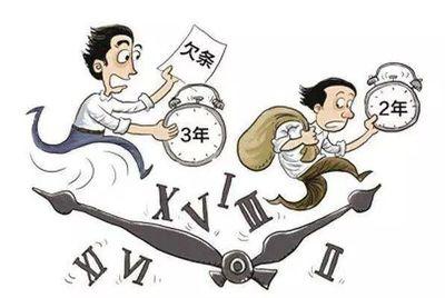 借条的诉讼时效是多久?