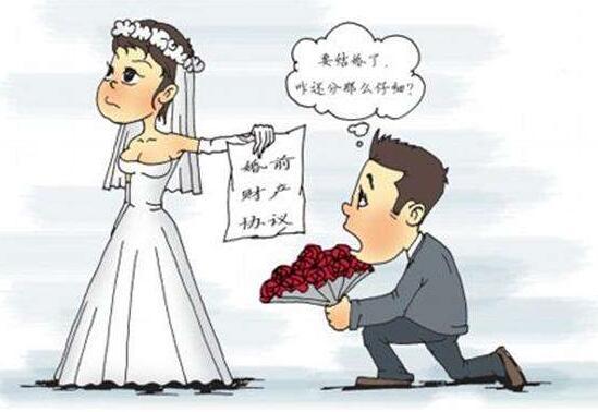 婚前协议最新范本2020 如何订立婚前协议?