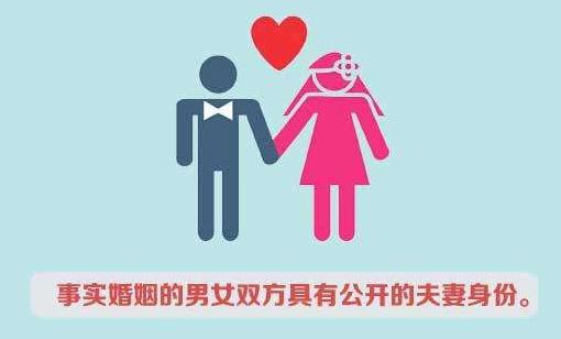 2018年如何认定事实婚姻?认定时要注意什么问题?