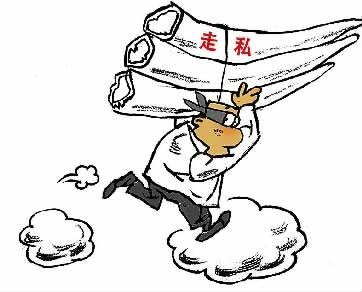 黑��江破�@走私高鼻羚羊角案 走私珍�F�游镏破纷锏乃痉�解�