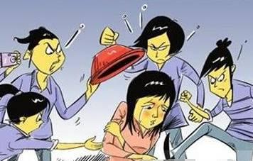 女孩遭霸凌下跪喊爸 未成年霸凌是否��成犯罪呢?