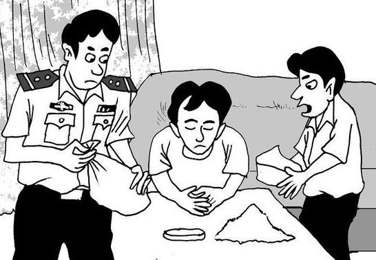 黄毅清吸毒贩毒被批捕 在我国吸毒贩毒怎么判刑?