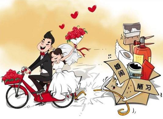 山东现玩命式婚闹 婚闹可能触及哪些法律?