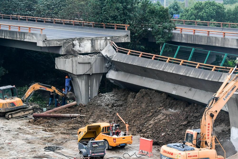 无锡高架侧翻原因 桥梁坍塌造成死伤怎么划分赔偿责任?