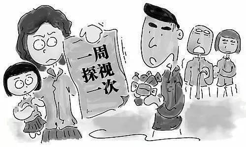 �x婚后孩子的探��嘤惺裁匆�定?探��嗟奶卣魇鞘裁�?