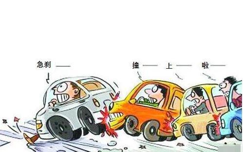 高速20辆车追尾 高速连环追尾由谁担责?