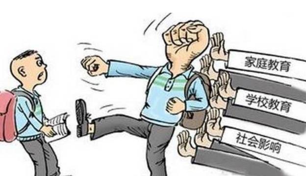 吴镇宇儿子校园暴力 遇到校园暴力怎保护自己?