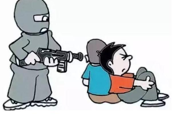 如何在加拿大对持枪袭击定罪