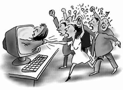 网络暴力的行为有哪些?遭遇网络暴力怎么处理?