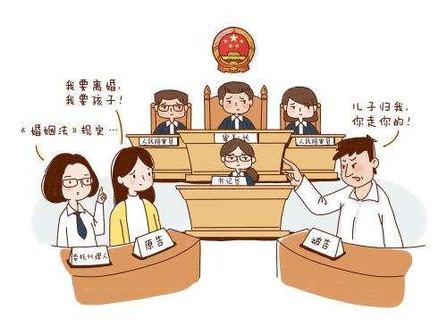 离婚法院传票不接收会怎样?离婚收到法院传票后的步骤?