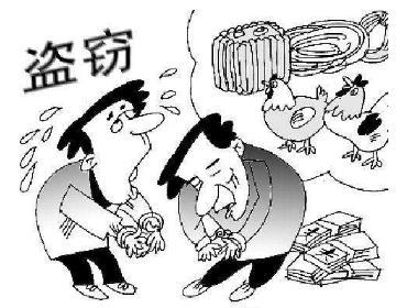 男子每天从超市塞猪肉进衣裤获利 盗窃罪一般判几年?