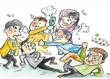 警方通报女生遭12人公园围殴 寻衅滋事怎么定罪?