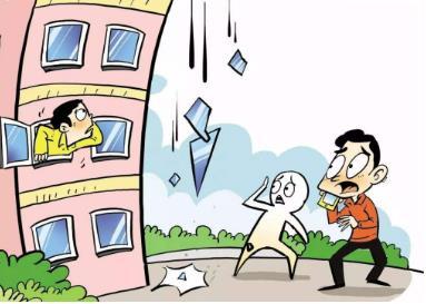 重庆女子12楼高空抛物获刑半年 高空抛物违反了什么法律法规