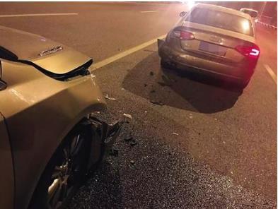 警方通报追尾车辆后座发现女尸 肇事逃逸会怎样处罚?