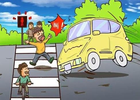 车开了一半亮黄灯亮算闯红灯?2021误闯红灯怎么办?