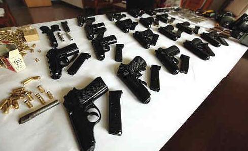 2021贩卖枪支怎么处罚?贩卖枪支可以保释?