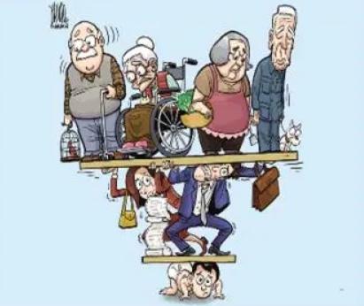 法定赡养老人一个与给多少钱?2021不赡养老人会被判刑坐牢吗?